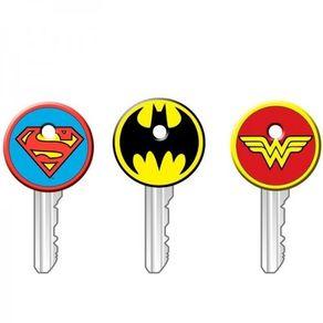 set-capas-de-chave-heroes-sign-dc