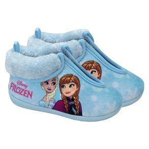 bota-infantil-frozen-azul-frontal