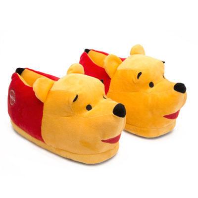 pantufa-3d-pooh-frontal