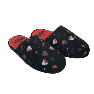 chinelo-feminino-minnie-preto-frontal