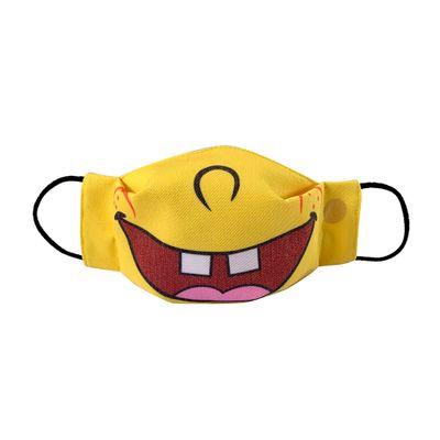 mascara-3d-bob-esponja-frente