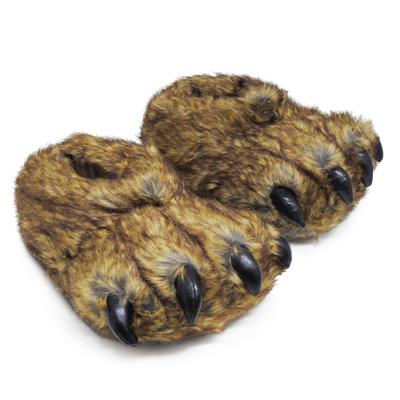 pantufa-3d-garra-de-urso-frontal
