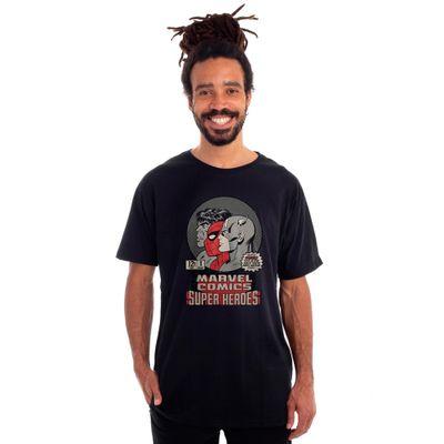 camiseta-retro-avengers