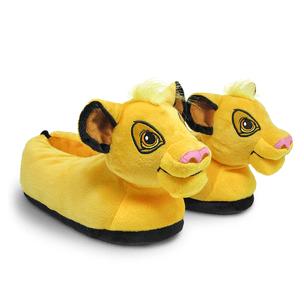 pantufa-3d-simba-frontal