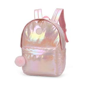mochila-holografica-rosa-barbie-frontal